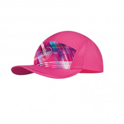 Buff Czapka Run Cap R-B-Magic Pink