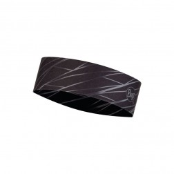 Buff Opaska Coolnet UV+ Slim Headband Boost Graphite