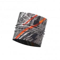 Buff Opaska Coolnet UV+ Multifunctional Headband City Jungle Grey