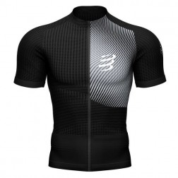 Compressport koszulka Trail Postural black