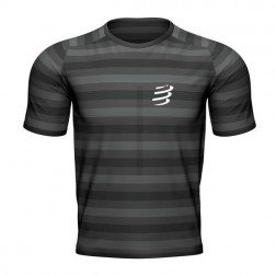 Compressport t-shirt Performance black