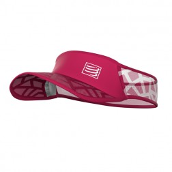 Compressport daszek Spiderweb Ultralight pink