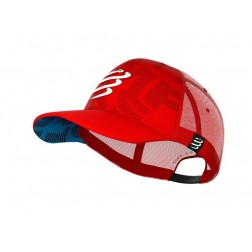 Compressport czapka Trucker Cap red