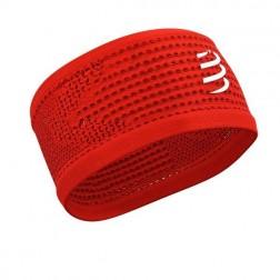Compressport opaska na głowę On/Off Headband V3 red