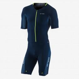 ORCA strój triathlonowy męski 226 niebiesko-zielony