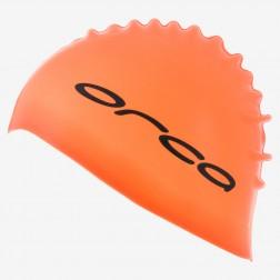 Orca czepek silikonowy pomarańczowy