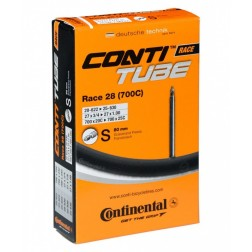 Continental dętka Race 28 80mm Presta 700x20-700x25
