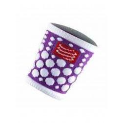 Compressport Sweat Band Fluo Purple
