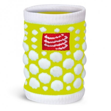 Compressport Sweat Band Fluo Yollow