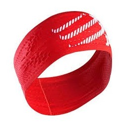 Compressport opaska na głowę On/Off Headband Red