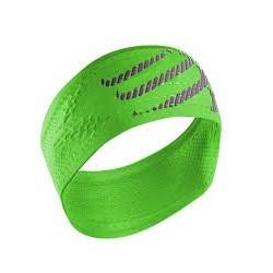 Compressport On/Off Headband Fluo Green