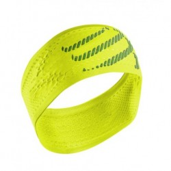 Compressport On/Off Headband Fluo Yellow