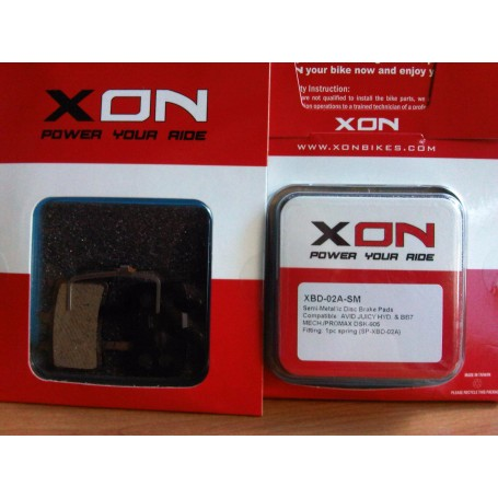 XON BrakePads for AVID