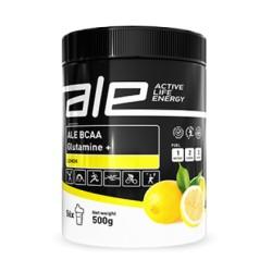 ALE aminokwasy BCAA Glutamine +
