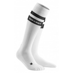 CEP 80's run socks white/black