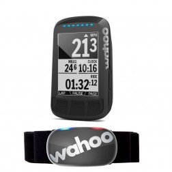 Wahoo Elemnt Bolt + Tickr Stealth Pack LE