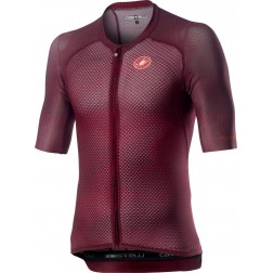 Castelli koszulka kolarska Climbers 3.0 sangria
