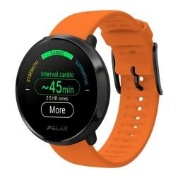 Polar zegarek fitness Ignite żółty