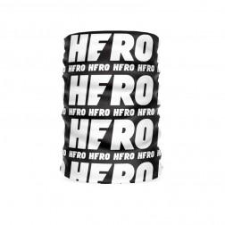 HERO chusta komin White Black