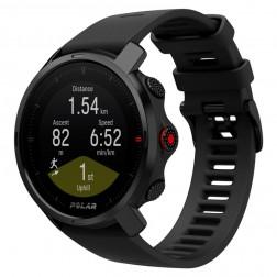 Polar sportowy zegarek outdoorowy Grit X czarny M/L