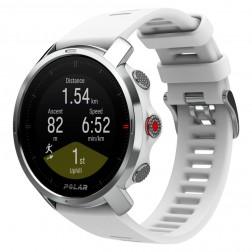 Polar sportowy zegarek outdoorowy Grit X biały