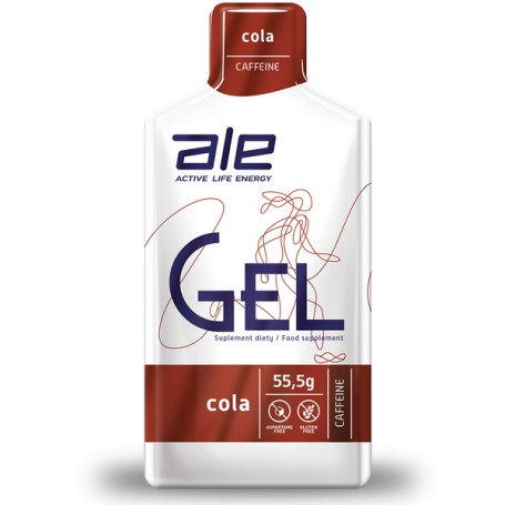 Ale żel Thunder Gel Cola