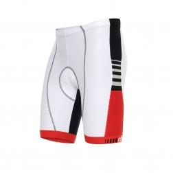 Zero RH+ spodenki rowerowe Legend Short White Black Red