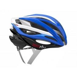 Zero RH+ kask rowerowy ZW Shiny Blue Shiny White