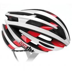 Zero RH+ kask rowerowy ZY Shiny White Shiny Red
