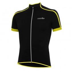 Zero RH+ Koszulka rowerowa Prime Jersey black-acid yellow