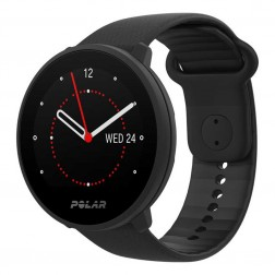 Polar zegarek fitness Unite czarny