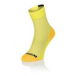 Winaar Skarpetki kolarskie Classic: Yellow