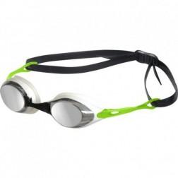 Arena okulary pływackie COBRA MIRROR SMOKE-SILVER-GREEN