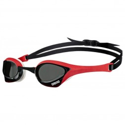 Arena okulary pływackie COBRA ULTRA SMOKE-RED-WHITE