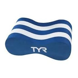 TYR pullbuoy Classic Pull Float Blue/White