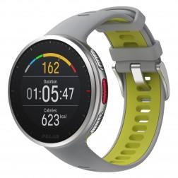 Polar zegarek multisportowy Vantage V2 zielony M/L