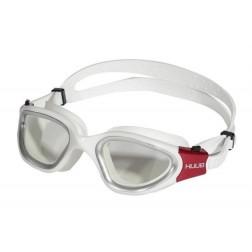HUUB okularki pływackie Aphotic Photochromatic biały