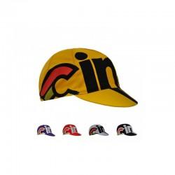 CINELLI Nemo Tig kolor żółty czapka rowerowa