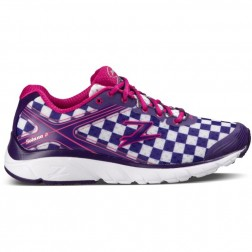 Zoot Shoes Solana 2 - buty triathlonowe damskie (check/purple)