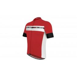 Zero RH Koszulka rowerowa Academy Jersey FZ black-white