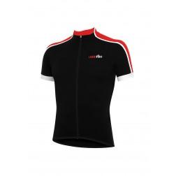 Zero RH Koszulka rowerowa Prime Jersey Black-Black-Red