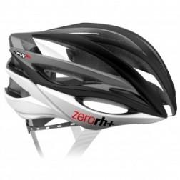 Zero RH+ kask rowerowy ZW Matt Black-Matt White S/M (54-58cm)