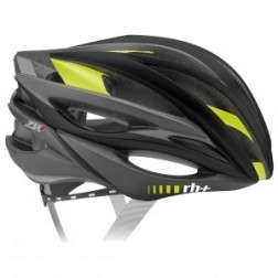 Zero RH+ ask rowerowy ZW Matt Black-Matt Yellow Fluo S/M (54-58cm)