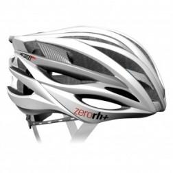 Zero RH+ Kask rowerowy ZW White-Silver L/XL