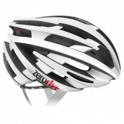 Zero RH+ kask rowerowy ZY MattWhite/ShinyWhite