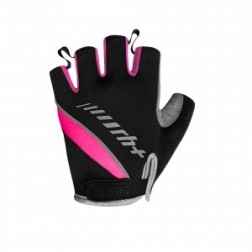 Zero RH+ rękawiczki rowerowe Second One W Glove black-deep pink