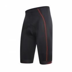 Zero RH+ spodenki rowerowe Prime Shorts Black-Red