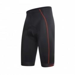 Zero RH spodenki rowerowe Prime Shorts Black-Red