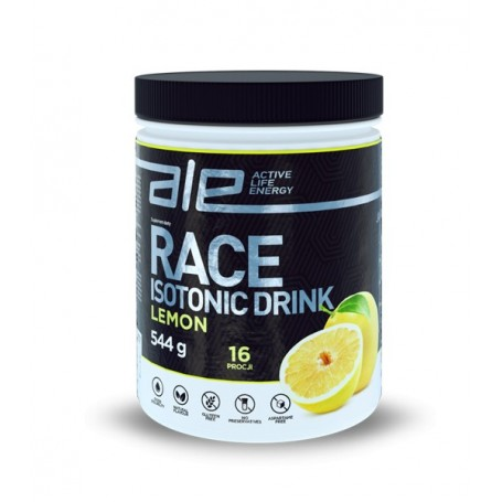 ALE napój izotoniczny Race Lemon 544g