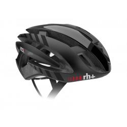 Zero RH+ kask rowerowy Z Alpha Shiny black - matt black